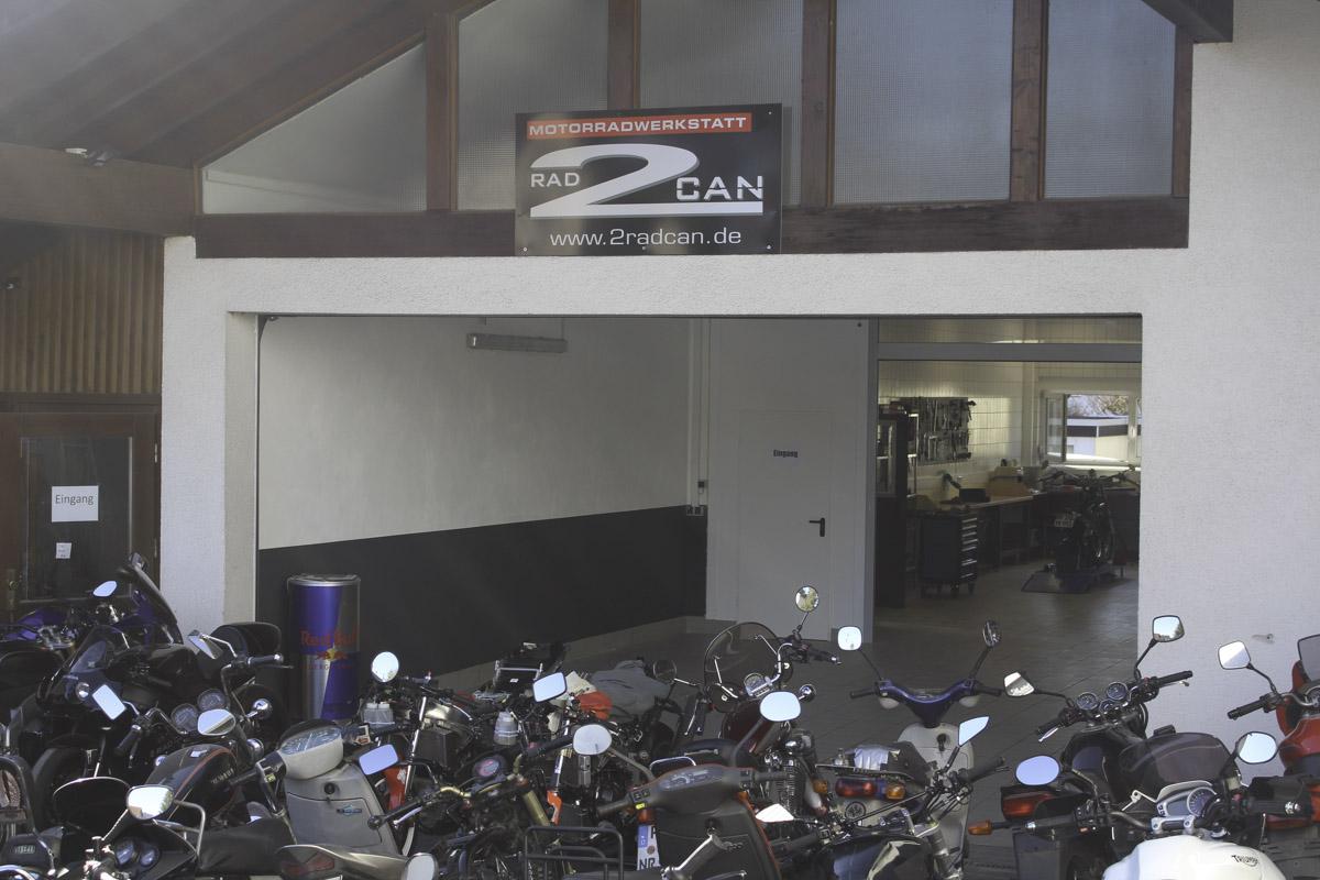 Motorradwerkstatt Fulda